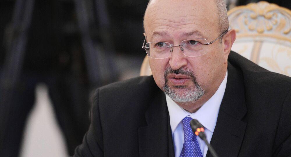 Segretario OSCE Lamberto Zannier