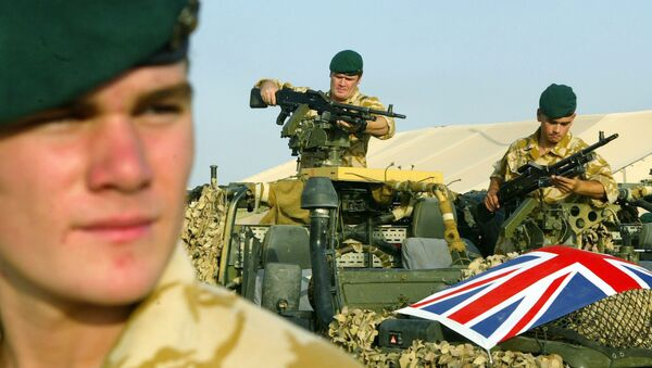 Esercito britannico - Sputnik Italia