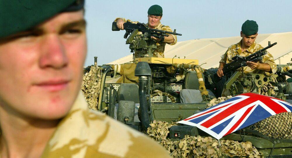 Esercito britannico