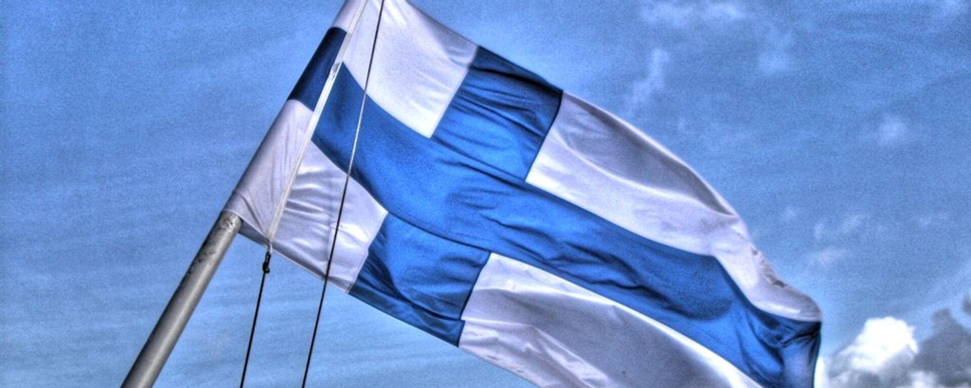 La bandiera finlandese - Sputnik Italia, 1920, 06.08.2021