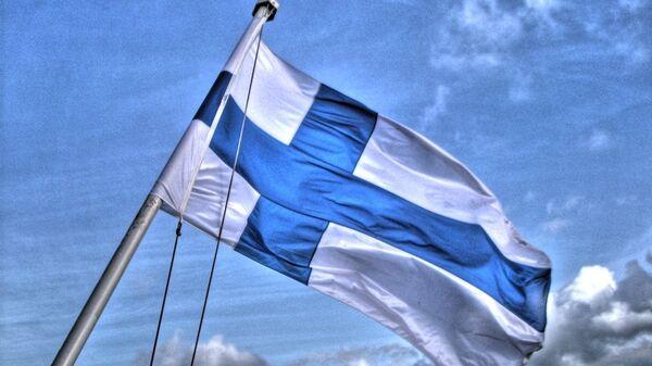 La bandiera finlandese - Sputnik Italia
