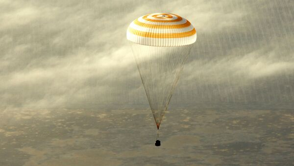 Rientro della Soyuz - Sputnik Italia