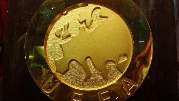 UEFA Logo - Sputnik Italia