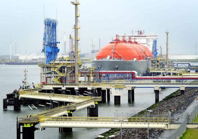 Nave per il trasporto di gas
