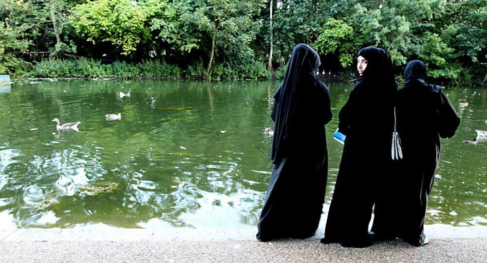 Donne musulmane