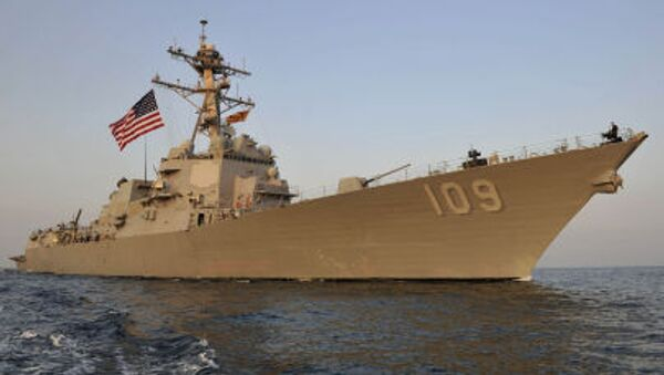 Cacciatorpediniere Jason Dunham della marina USA - Sputnik Italia