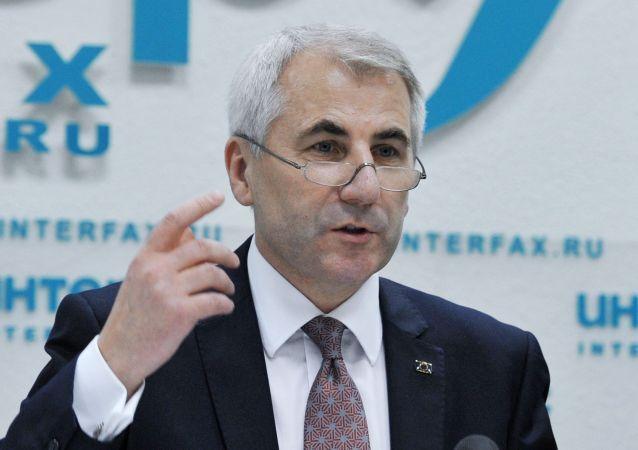Ambasciatore UE in Russia Vygaudas Ušackas