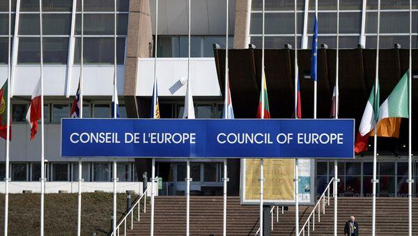 Consejo de Europa - Sputnik Italia