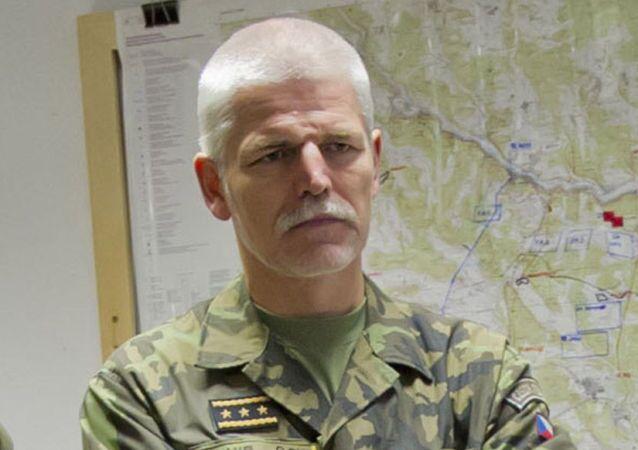 Generale Petr Pavel, Repubblica Ceca