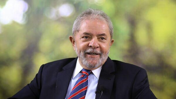 Lula, ex presidente brasiliano - Sputnik Italia
