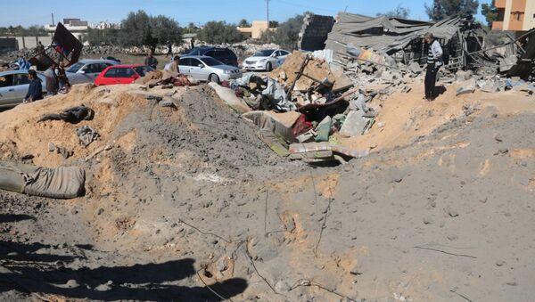 USA hanno bombardato le posizioni del Daesh in Libia - Sputnik Italia