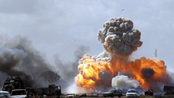 Esplosione in Libia - Sputnik Italia