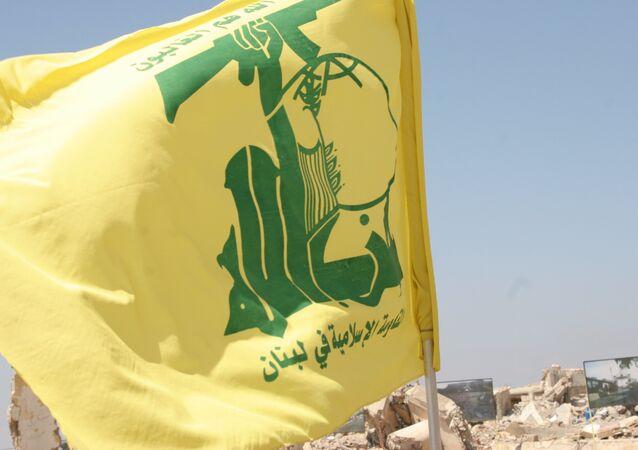 Bandiera di Hezbollah