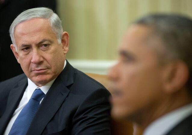 Benjamin Netanyahu e Barack Obama