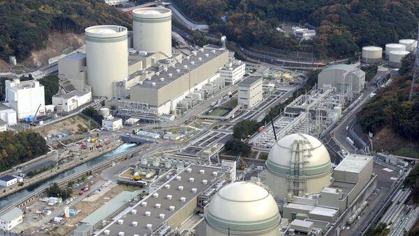 La centrale nucleare Takahama - Sputnik Italia