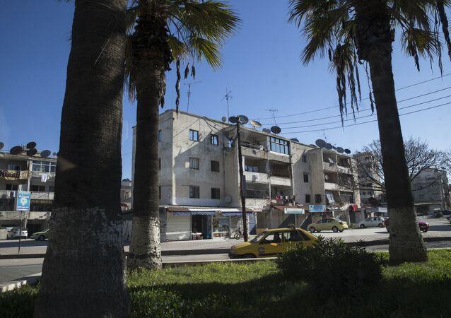 Latakia, Siria