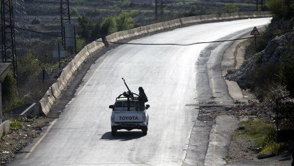 Soldati siriani vicino a Latakia - Sputnik Italia