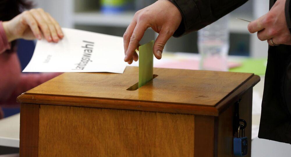 Elezioni regionali in Germania