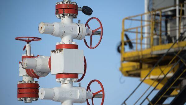 Produzione di petrolio in Russia - Sputnik Italia