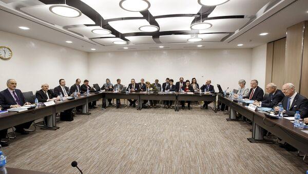 La sede europea delle Nazioni Unite a Ginevra - Sputnik Italia