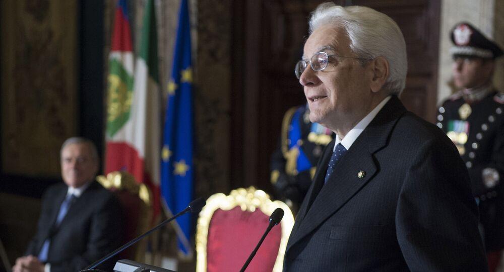 Mattarella Sergio