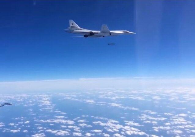 Cronaca dell'operazione della Russia in Siria