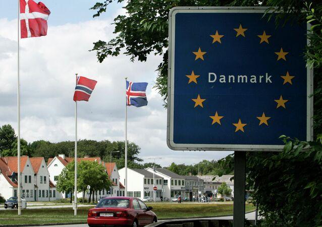 Alla frontiera tedesco-danese