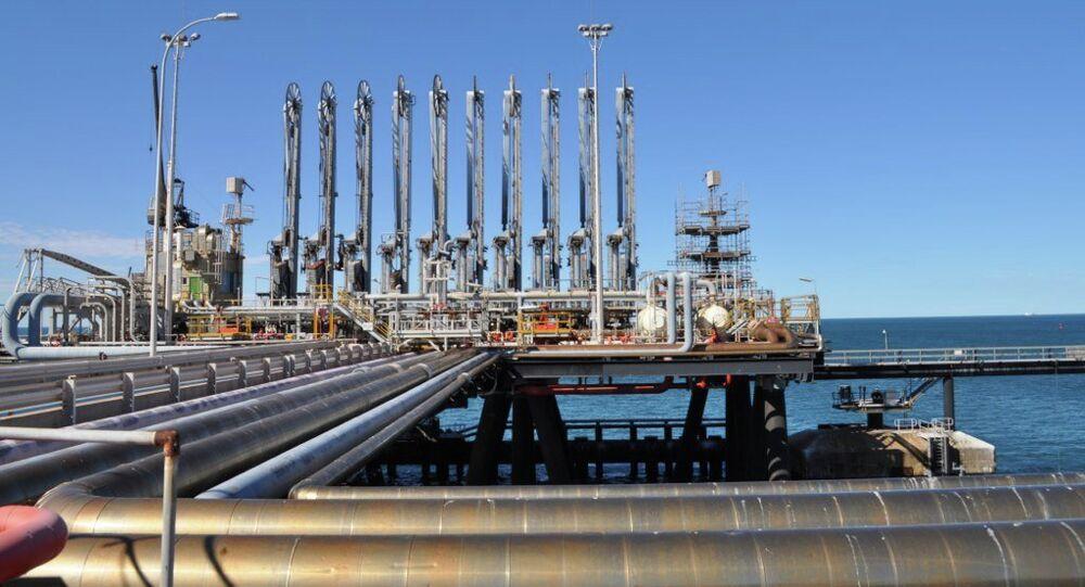 Impianto della compagnia Statoil
