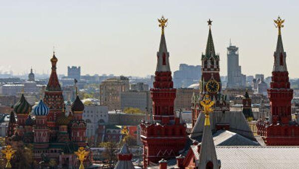 Vista sul Cremlino di Mosca - Sputnik Italia