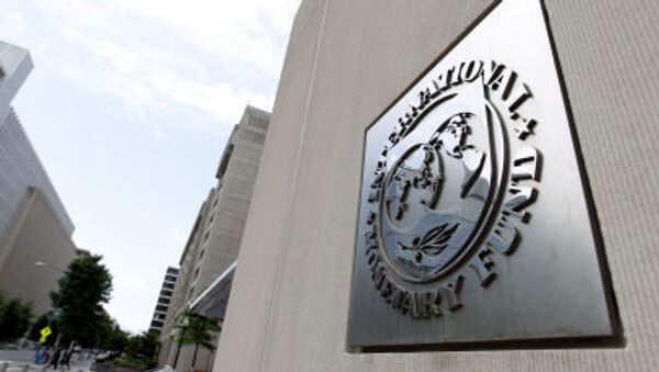 Штаб-квартира Международного валютного фонда в Вашингтоне - Sputnik Italia