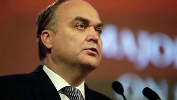 Vice ministro della Difesa Anatoly Antonov - Sputnik Italia