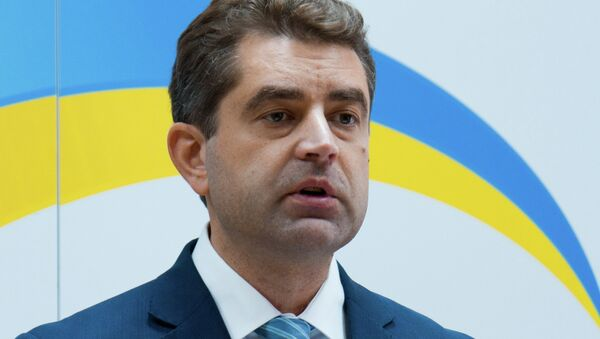 Evgeny Perebiynis, portavoce del ministero degli Esteri dell'Ucraina - Sputnik Italia