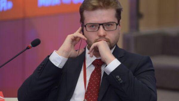 Эксперт в области брендинга и визуальных коммуникаций, кандидат искусствоведения Павел Родькин - Sputnik Italia