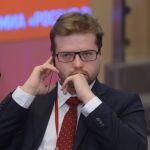 """Pavel Rodkin, esperto di branding e comunicazione visiva, dottore di ricerca in storia dell'arte, membro del club Zinoviev MIA """"Rossiya Segodnya"""""""