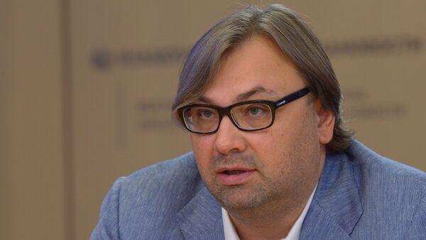 """Timofey Sergeytsev, filosofo, metodologo, membro del club Zinoviev MIA """"Rossiya Segodnya"""" - Sputnik Italia"""