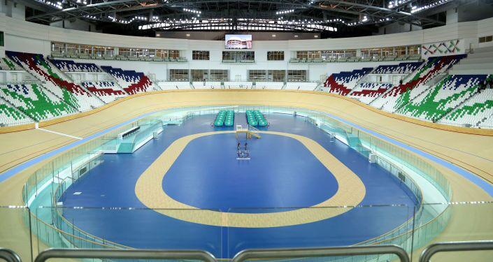 Il nuovissimo Velodromo di Ashgabat