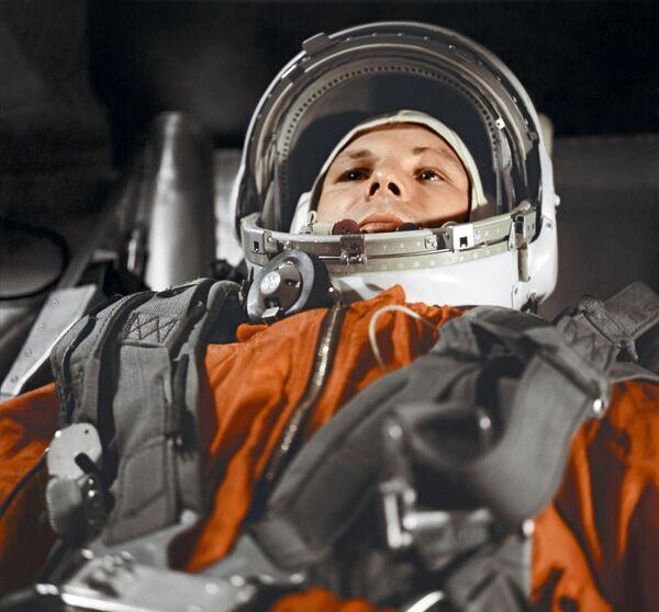 Yuri Gagarin, il primo uomo nello spazio. - Sputnik Italia