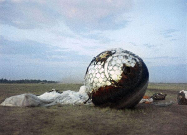 L'apparato di ritorno a terra della navicella Vostok. - Sputnik Italia