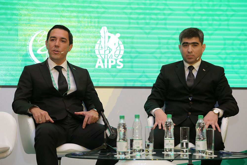 Turkmenistan International Sports Media Forum