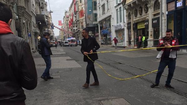 Esplosione a Istanbul - Sputnik Italia