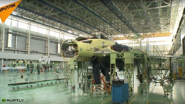 Come si fa il MiG-35 russo - Sputnik Italia