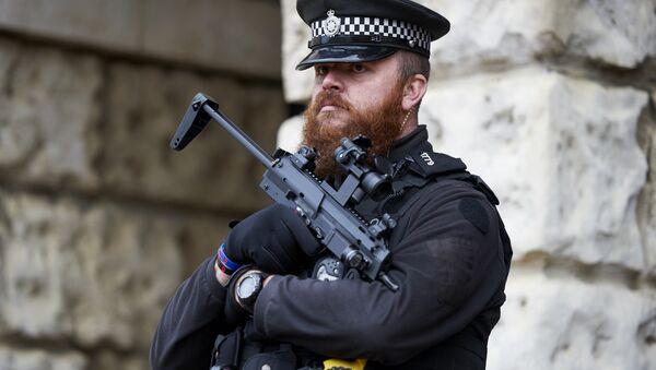 Poliziotto londinese - Sputnik Italia