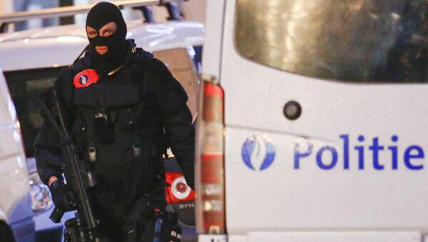 Forze speciali della polizia di Bruxelles - Sputnik Italia