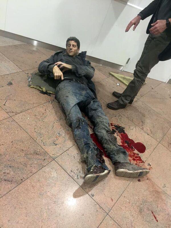 Terrore a Bruxelles. - Sputnik Italia