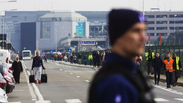 Bruxelles: esplosioni a Zaventem - Sputnik Italia