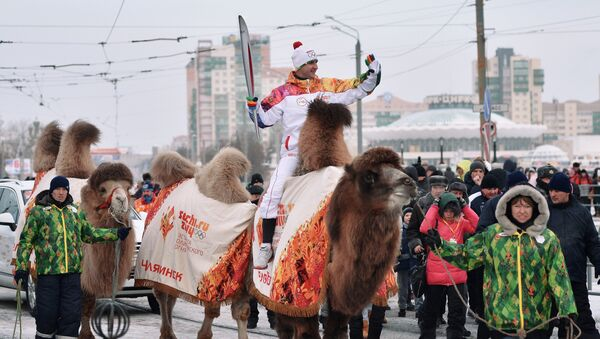 Il cammello di Chelyabinsk - Sputnik Italia