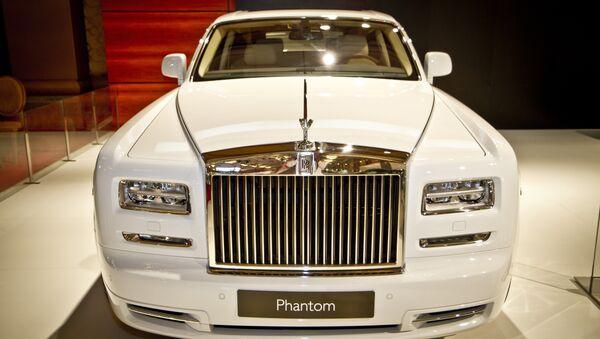 Rolls-Royce Phantom - Sputnik Italia