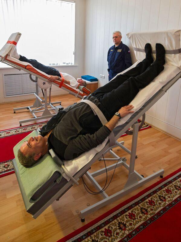 L'allenamento dell'equipaggio principale di ISS-Spedizione 43/44 a Baikonur - Sputnik Italia