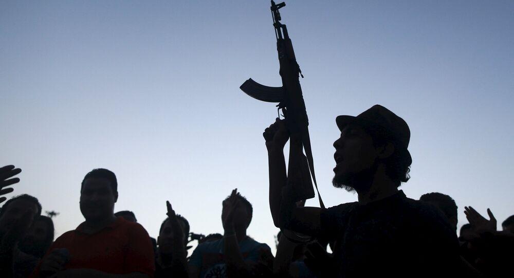 Gruppo armato in Libia