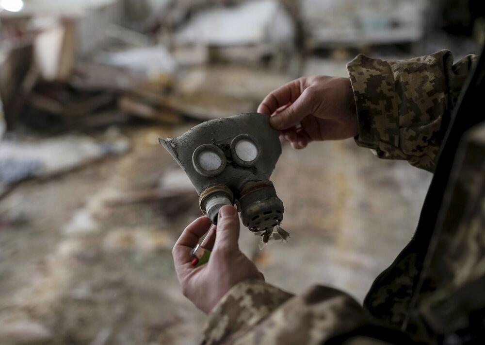 Pripyat, la città fantasma.